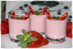 Erdbeerquark