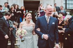 Jason Alexander Elegance For An East London Winter Wedding