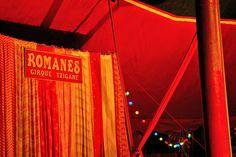 Education Joyeuse : Rajenka, au Cirque Romanès