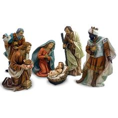 Nativity scene set tallest figure is 42 quot 799 99 at sam s club just
