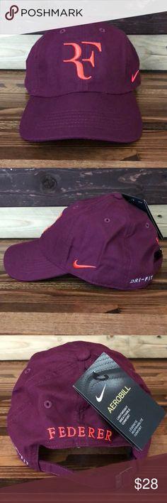 b1c1f43f67f Nike Dri-Fit Roger Federer Aerobill H86 Cap The Nike Court Aerobill Heritage  86 RF