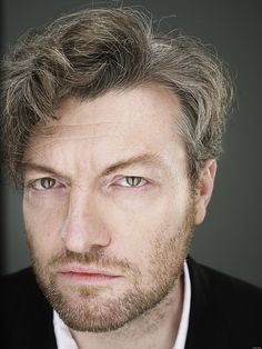 Charlie Brooker. I REALLY like his angry face, miserable persona and messy hair <3