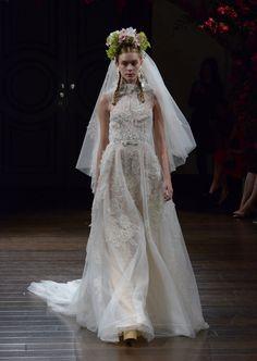Η bohemian νύφη είναι η απόλυτη τάση για το 2016  thetoc.gr
