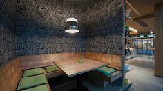 Café Kreissparkasse Böblingen — Architekturstudio-Fischer