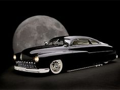 1950 Ford Mercury Merc Lead Sled Car Vintage Classic  Old American muscle gets me every time!