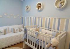Decoração de Quarto de Bebê Masculino, Fotos