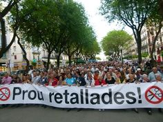 Volen enfosar el país: #19J#nocallem