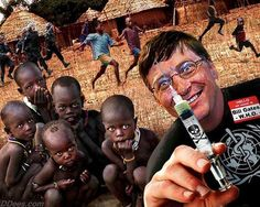 George Soros And Bill Gates Connected To The Bioweapons Lab At The Focus of Ebola Outbreak! Bill Gates, Royal Dutch Shell, George Soros, Charles Darwin, Illuminati, Rusty James, African Children, African Women, Sierra Leone
