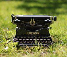"""Typewriter - """"Lawn Boy"""""""