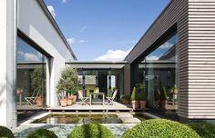 Innenhof - Stikel Architekten