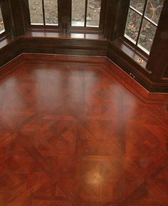 hardwood floors my work