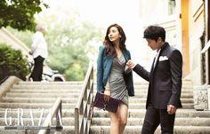 지성-이보영, 세상에서 가장 달콤한 커플 화보