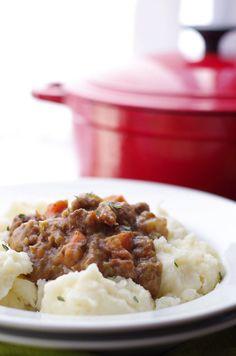 Grandma Devlin's Irish Stew | It's hard not to love this beef stew recipe. It's the perfect easy dinner recipe.