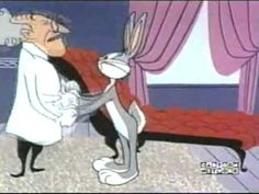Bugs Bunny is a funny animal cartoon character, best remembered for his starring roles in the Looney Tunes and Merrie Melodies series of theatrical shorts produced by Warner Bros. during the Golden Age of American animation. His popularity during this era led to his becoming a corporate mascot of Warner Bros. Entertainment. Bugs is an anthropomo...