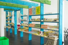 Low-cost design pop-up The Poundshop arrives in Glasgow to mark its ten years twinned with Marseille...
