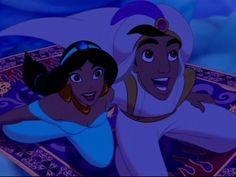 I got: Aladdin and Jasmine! Which Disney Couple Are You And Your Significant Other?