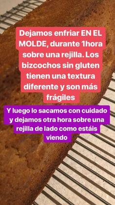 Recetas sin gluten – Bizcocho de limón con glaseado | Chocolatisimo Sweet Cakes, Gluten Free, Keto, Healthy, Cupcakes, Foods, Gluten Free Cookies, Healthy Sweets, Eating Clean