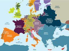Europe XVIe s.