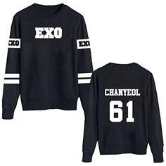 Partiss Unisex EXO Sweater Jungen&Maedchen Rundhals Verdi... https://www.amazon.de/dp/B01N5LXXNF/ref=cm_sw_r_pi_dp_x_f06Qyb9V7B3R8