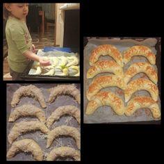 Hungarian Recipes, Hungarian Food, Cake Cookies, Cake Recipes, Food And Drink, Cooking Recipes, Bread, Baking, Breakfast