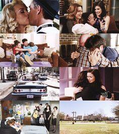 OTH The end of season 6. boo ho, my favorite season ever. miis ya peyton and lucas