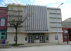 former Stadium Theater - Mount Vernon, IL