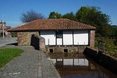 Museo de la Molienda de Carrejo Edificio principal Cantabria Cantabriarural