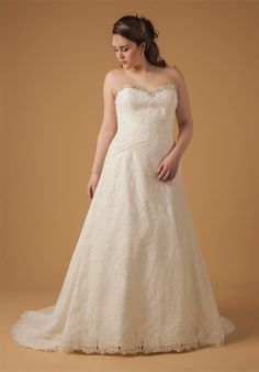 Dina Davos For Kleinfeld Wedding Dresses - The Knot