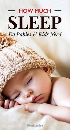 We know that babies sleep a lot, and we don't mean to exaggerate. There is a reason for the idiom 'sleep like a baby'.