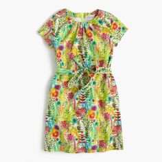 Girls' Liberty Tresco floral dress : dresses | J.Crew