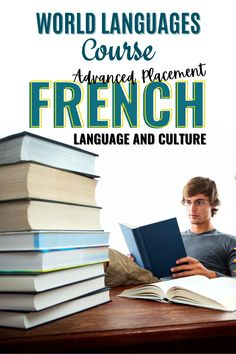 The purpose of this course is to develop oral and written fluency in the language. The content will include the requirements of the Advanced Placement program guidelines. School Routine For Teens, School Routines, Online High School, Course Catalog, High School Diploma, World Languages, French Language Learning, School Essentials, School Organization