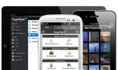 SugarSync - A review of the file backup and synchronization service from an Educator's perspective...
