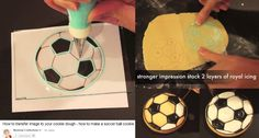 soccer ball transfer