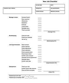 Printable Work Order Forms  Work Orders Work Order Forms