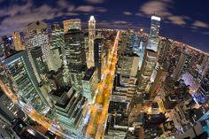 Midtown Manhattan & Park Avenue North