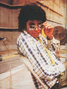 Michael Jackson Exclusive Very Rare Foto/Photo HEY BABY! :-)