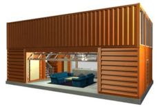 Storage container houses container foot shipping container home best shipping container home designs,buy shipping container c container house. Container Home Designs, Cargo Container Homes, Building A Container Home, Container Buildings, Storage Container Homes, Container Architecture, Container Houses, 40ft Container, Kit Homes