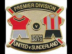 Manchester United MUFC Match Pin Badges 2009~10 | Totally United Old Tra...