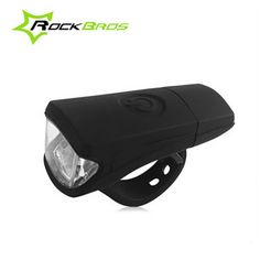 Find More Bicycle Light Information about ROCKBROS USB Recharge Bike Light…