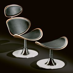 eu.Fab.com | Curve Lounge Chair by Carsten Buhl