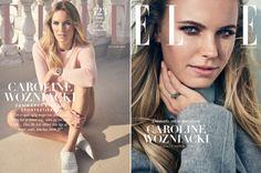 Nyt magasin Blond, Caroline Wozniacki, Tennis Stars, Tennis Players, Elle Decor, Sport, Sexy, Girls, Image