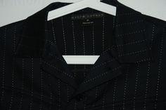 Ralph Lauren Black Label Womens Jacket Cropped Shirt Casual Business 10