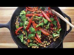 Pois Chiches Général Tao - La cuisine De Jean-Philippe Kung Pao Chicken, Vegan Vegetarian, Vegan Recipes, Food And Drink, Health Fitness, Beef, Philippe, Cooking, Vegetarische Rezepte