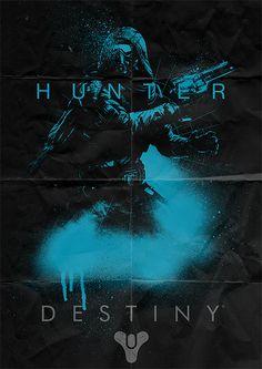 DESTINY: HUNTER