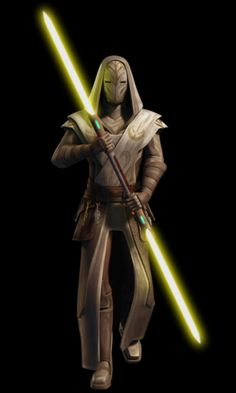 Jedi Temple Guard from The Clone Wars