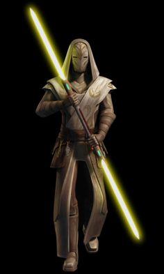 Jedi Temple Guard from The Clone Wars