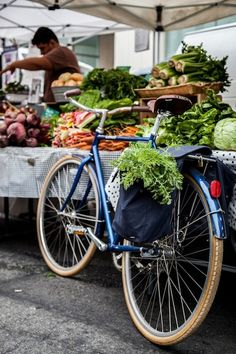 Santa Monica Farmer's Market   Elizabeth Winslow for Camille Styles