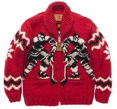 """UNDEFEATED x Canadian Sweater Company Ltd. – """"Penalty"""" Sweater 