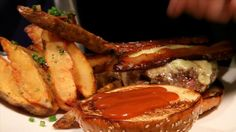 While interviewing Chef Tony Maws at his Boston restaurant, Craigie on Main, we coaxed the reluctant chef to tell us the fascinating story of his TOO-popular burger. Boston Restaurants, Hamburger, Cooking, Ethnic Recipes, Food, Kitchen, Essen, Burgers, Meals