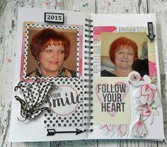 My Scrapbook, Your Heart, Album, Frame, Home Decor, Picture Frame, Decoration Home, Room Decor, Frames